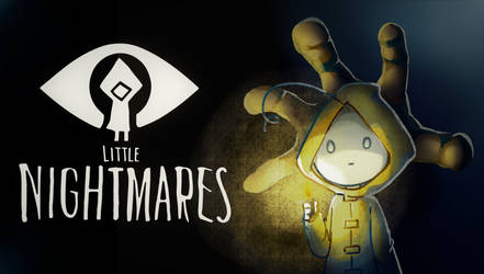 Cry plays: Little Nightmares by CottonCatRie