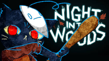 Cry Plays: Night In The Woods by CottonCatRie