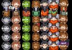Yogcast/Hatfilms Sprites/Emojis Part 1