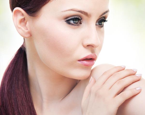 Beauty portrait by DeadlyDoll667