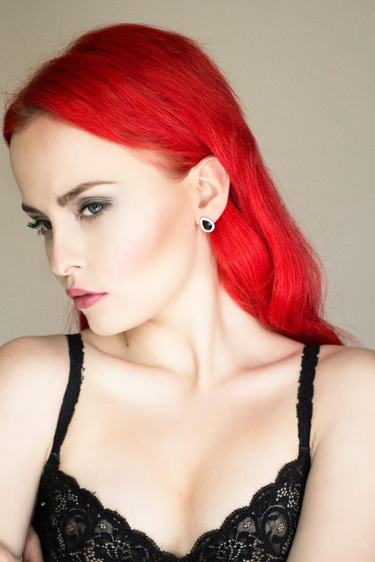 I'm a redhead by DeadlyDoll667