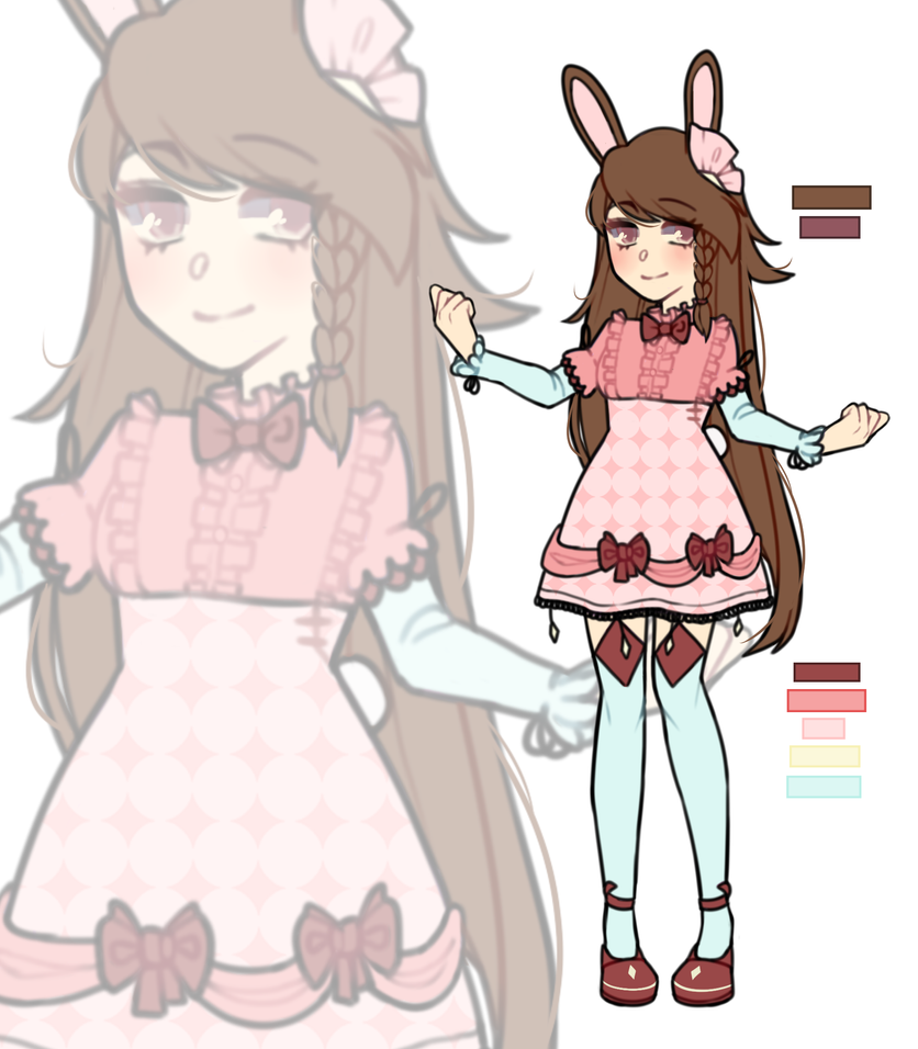 Adoptable Bunny Auction - Open by AiNim