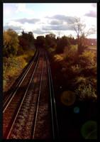 Autumn Track by Marcus-Jones