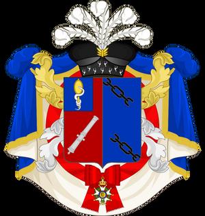 Toussaint Louverture as Comte de l'Empire (SdA)