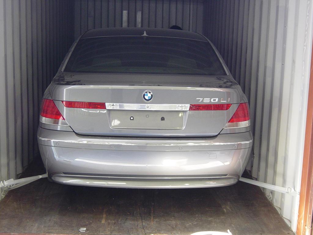 Dirty Silver BMW 760Li By EssZX