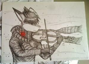 ~Violin Shark~