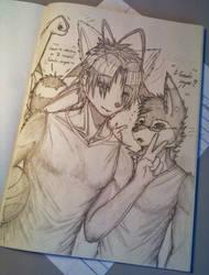 Satoshi-senpai~!