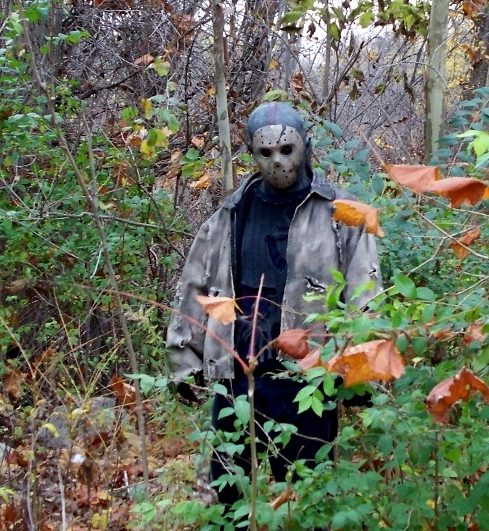 halloween costume jason by akagigryphon