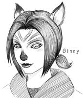Gift for Ginny by fallenintoshadows