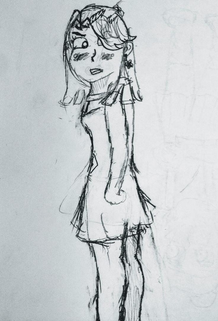 ew, bad sketch by ScreamingWhales7