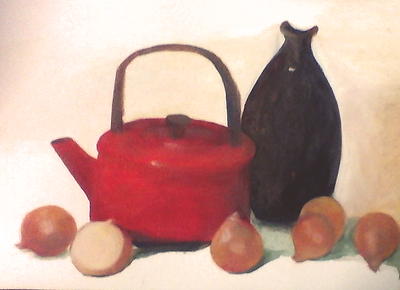 Pots and Onions by ceedeng