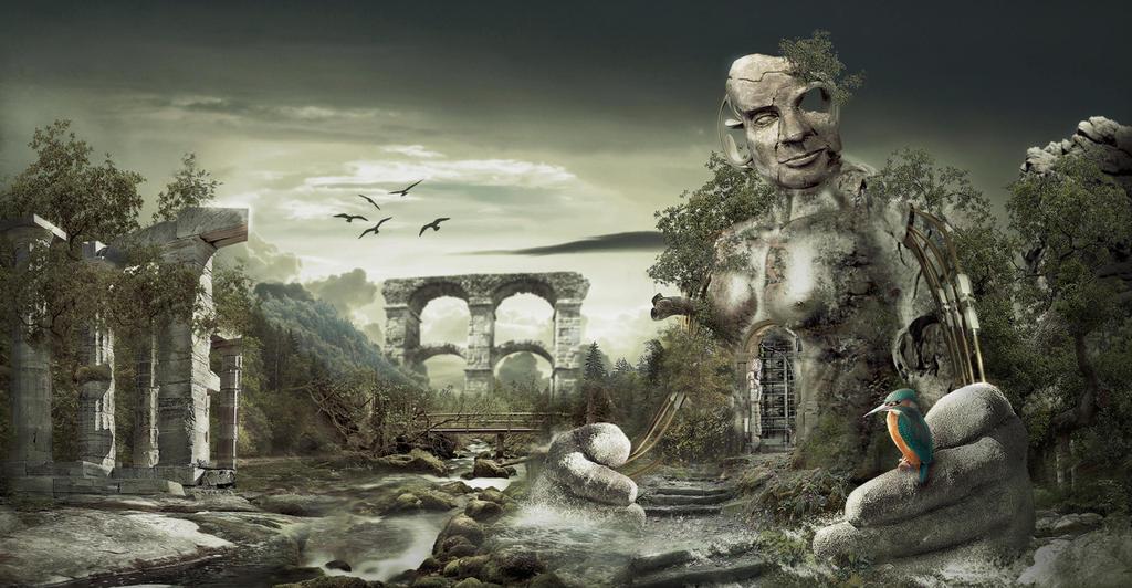 Monuments by tomrayt