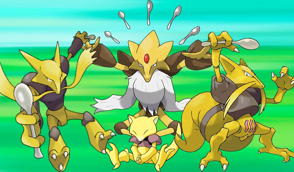 Pokemon Mega Alakazam Images