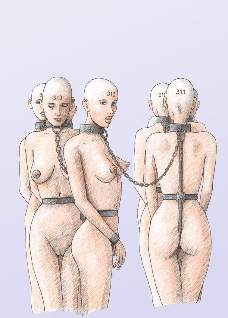 Chain Gang by jogbol
