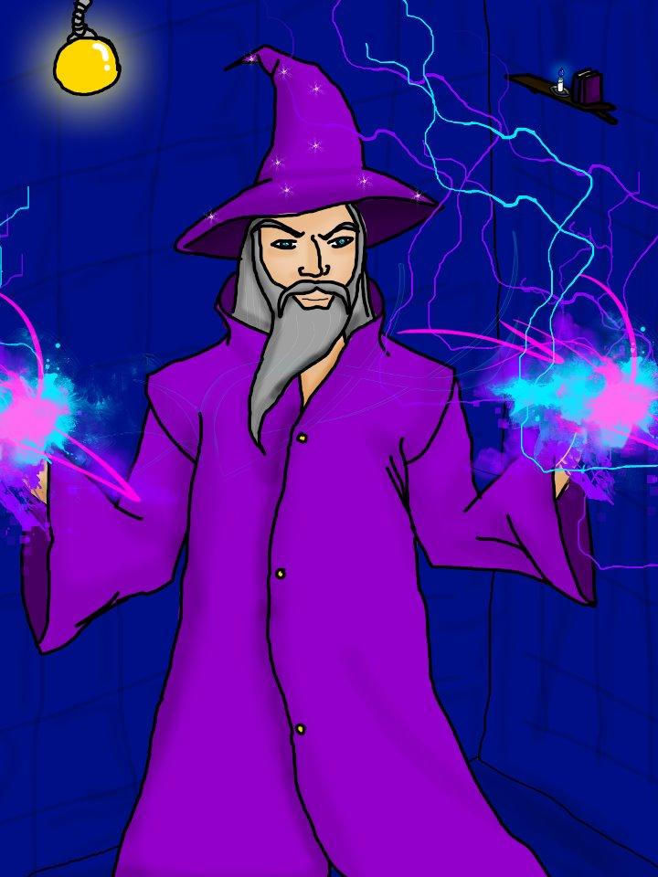 Wizard Terraria