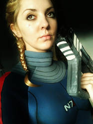 Mass Effect 1 Shepard 2