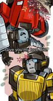 Give you my love,Bro.