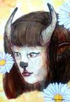 Taurus Girl by PrettyMaggot