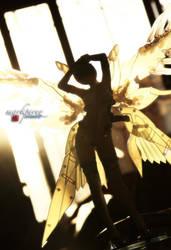 Sun Fairy by leviathan218