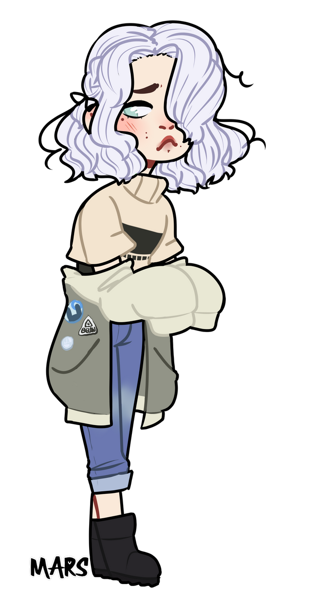 [Commission] Egg - Ioann Chibi by Marrionette-Discords