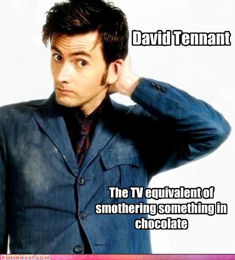 David Tennant...... by starwarsanime
