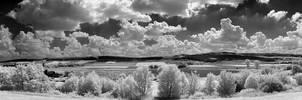 infrared panorama