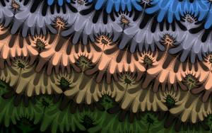 Flora fantasy by DinkydauSet
