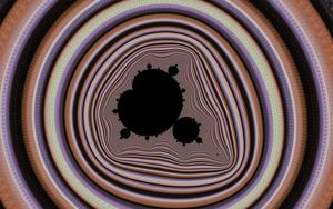 Cosmic minibrot by DinkydauSet