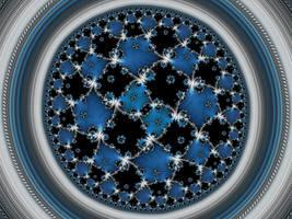 Hyperbolic Tiling by DinkydauSet