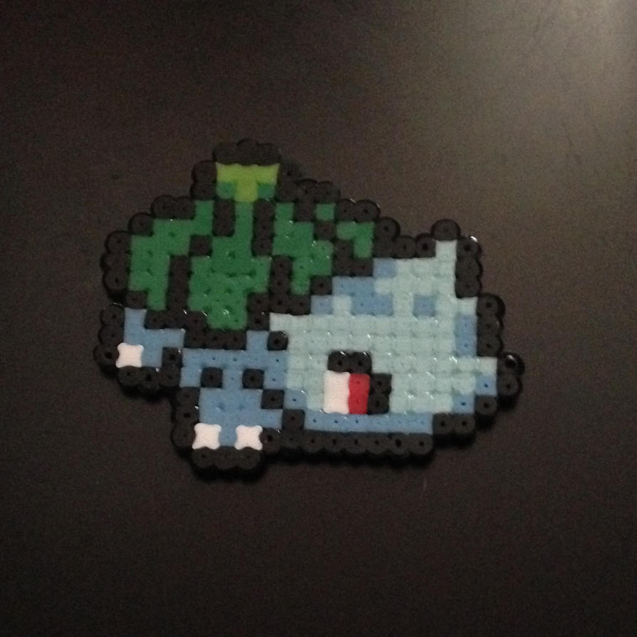 Pokemon: Bulbasaur by Phantomheero