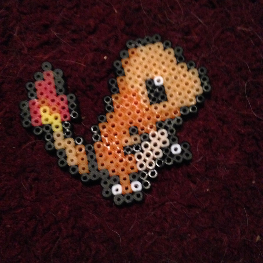 Pokemon: Charmander by Phantomheero