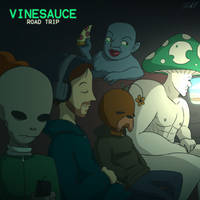 VINESAUCE: ROAD TRIP by NegitiveX
