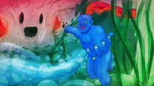 Ralph Bluetawn takes you to the Bubbins by NegitiveX