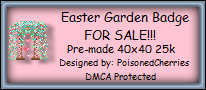 Eastergarden Description Wm by PoisonedCherries