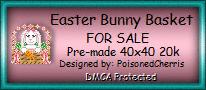 Easterbunnybasket Wmb by PoisonedCherries