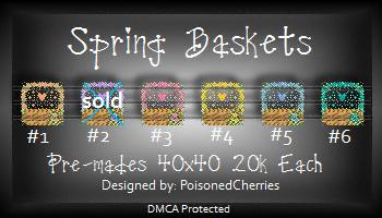 Basket 40x40 Description Sale Wm by PoisonedCherries