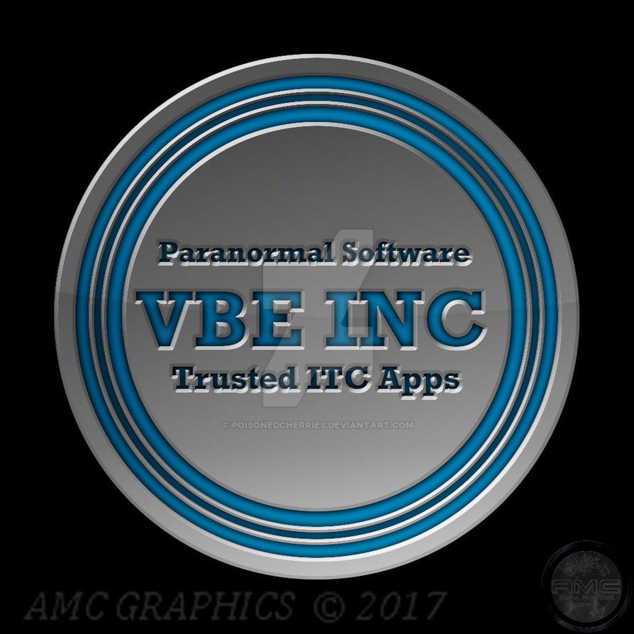 Vbe Inc Sticker Logo Wm by PoisonedCherries