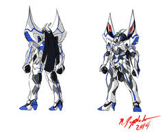Gundam Junketsu [Kill La Kill]