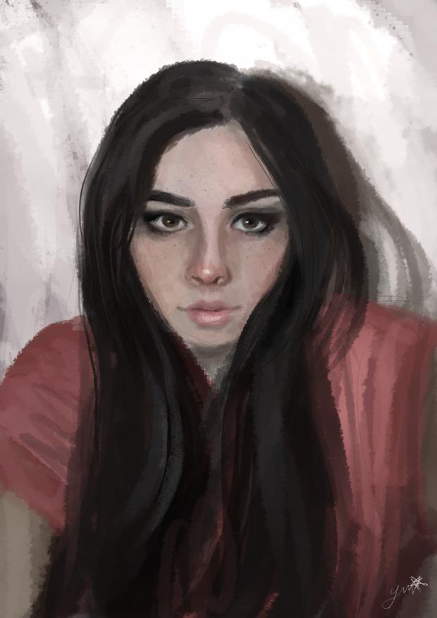Self Portrait 2014 by VelocityRiot