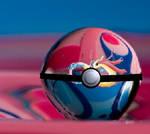 Milotic pokeball for Eringe