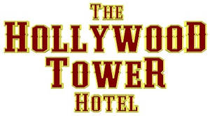 1959 The Hollywood Tower Hotel - Logo