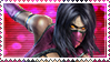 Stamp Mileena by xxXMKXxx