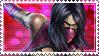 Stamp Mileena by Weskervit789