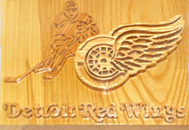 Detroit Red Wings by thrashantics