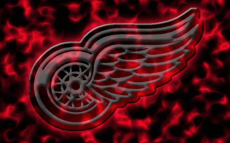 detroit red wings wallpaper by thrashantics on deviantart