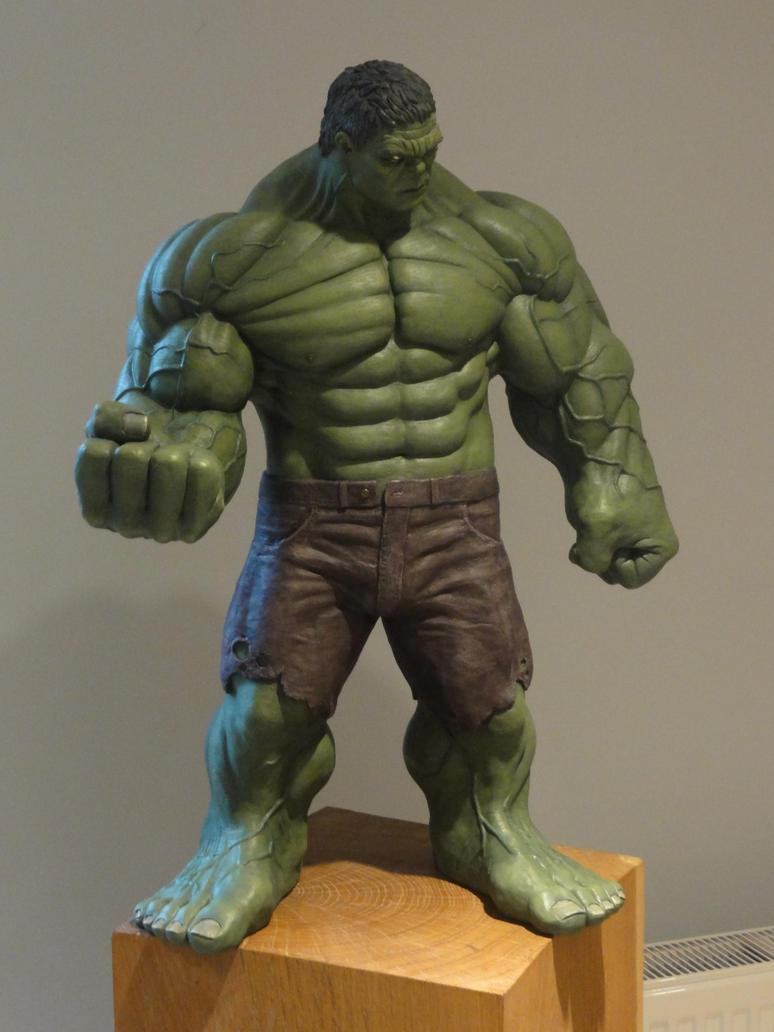 Hulk Smash 1/4 Scale 2 by Mutronics