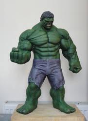 Incredible Hulk 1/4 scale Resin Kit