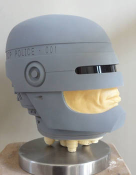 Robocop 1/1 Scale Resin Head Kit