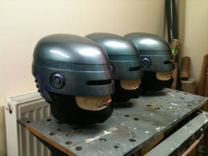 Robocop Production Line