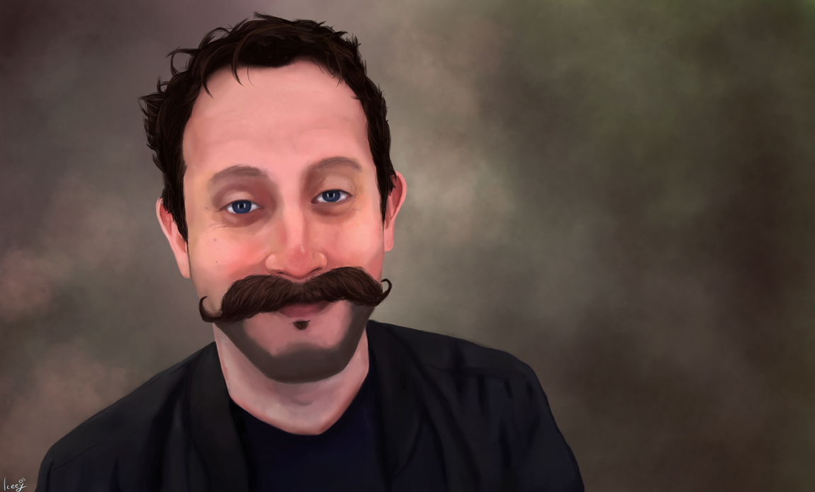Geoff - Achievement Hunter by Iceey23 on DeviantArt